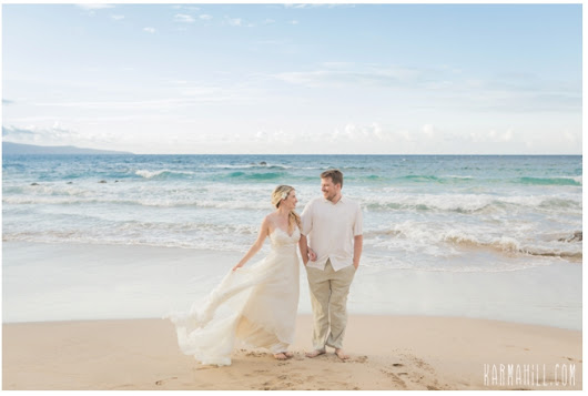Better Together - Beth & Jake's Maui Beach Wedding