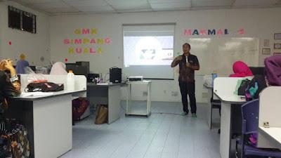 Perkongsian Pembelajaran Abad 21 di SMK Simpang Kuala
