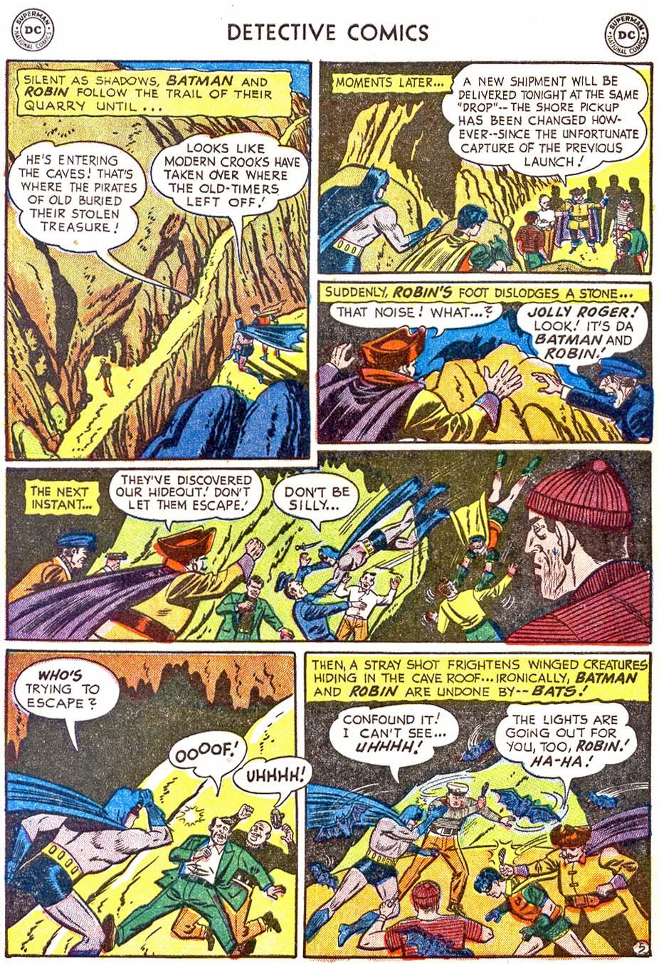 Detective Comics (1937) 202 Page 6