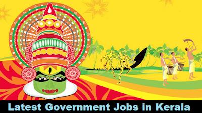 kerala psc - kerala jobs - kerala government