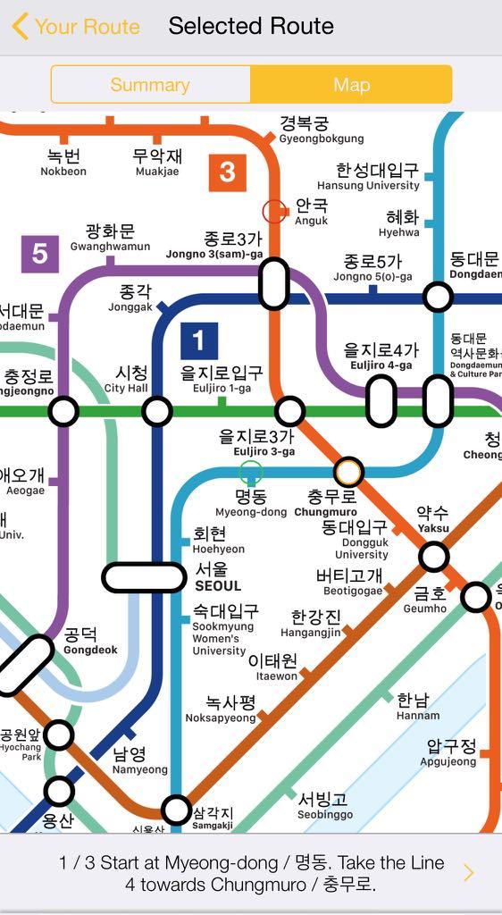 Seoul district map - Map of Seoul districts (South Korea) |Seoul Map 2020