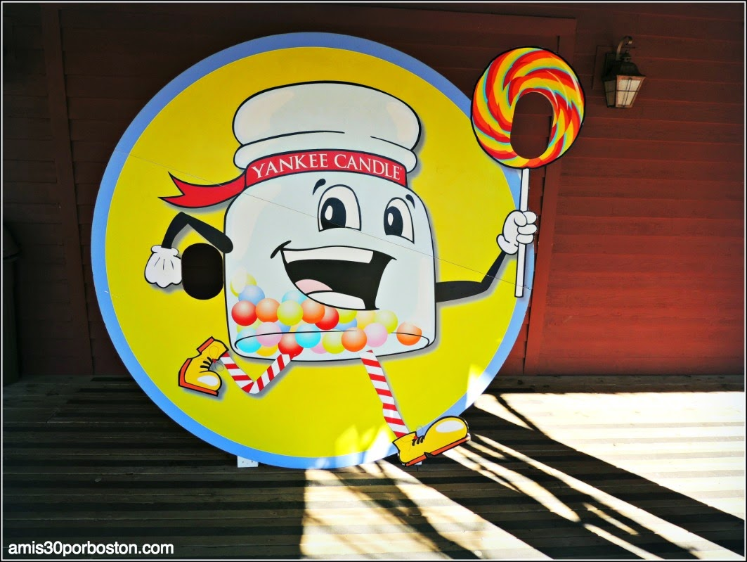 Yankee Candle Village: Yankee Candy