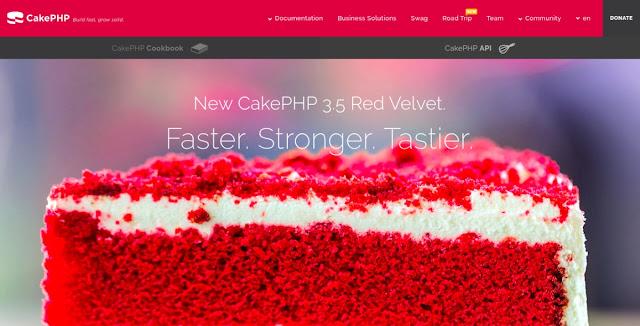framework php terbaik cakephp