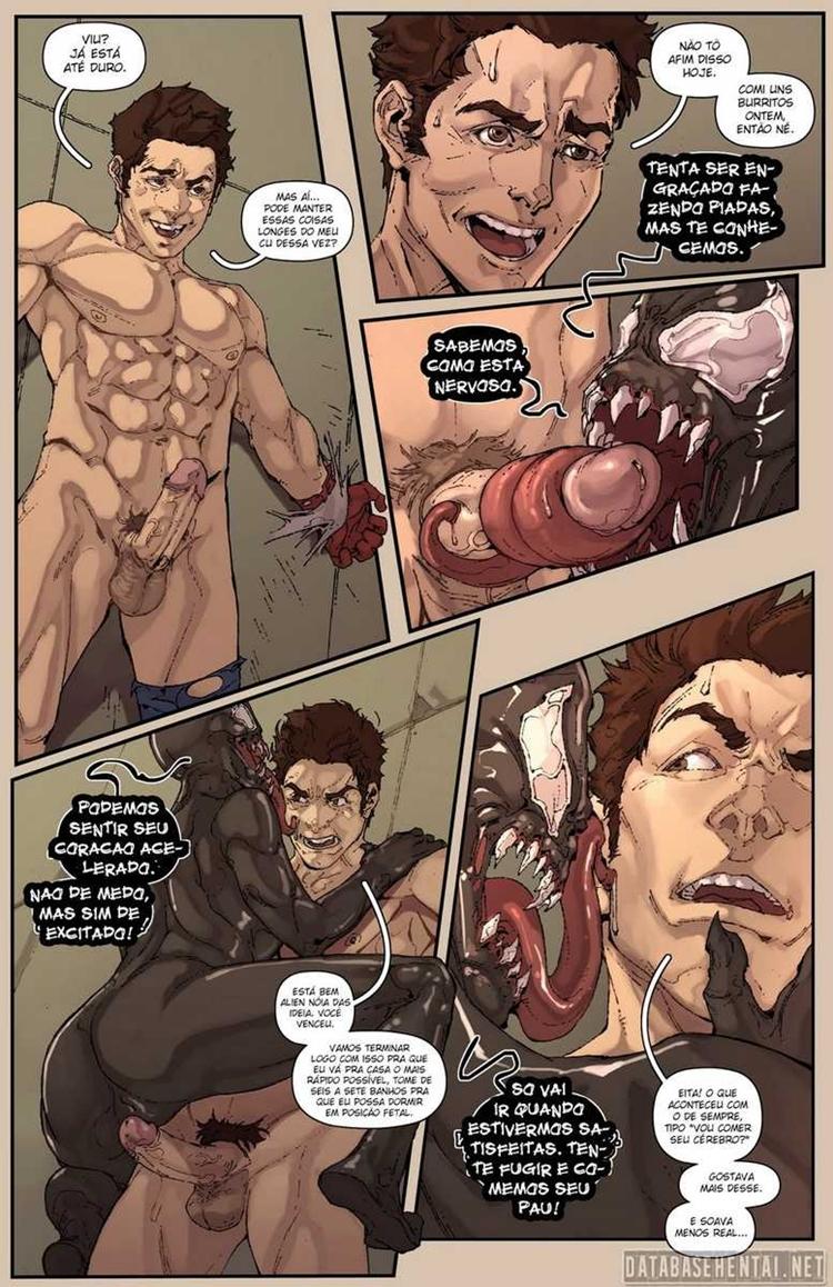 Homem aranha - Venomess