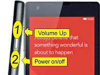 Cara Hard Reset Xiaomi Redmi 1S ke Setelan Pabrik
