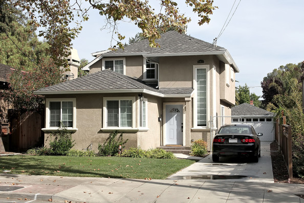 And youngest billionaire mark zuckerberg bought home in palo alto