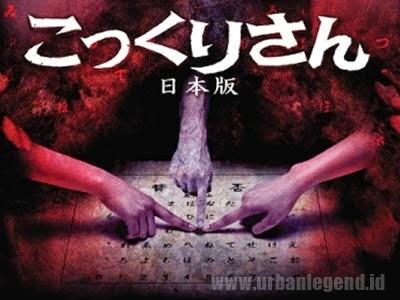 Permainan Kokkuri San dari Jepang