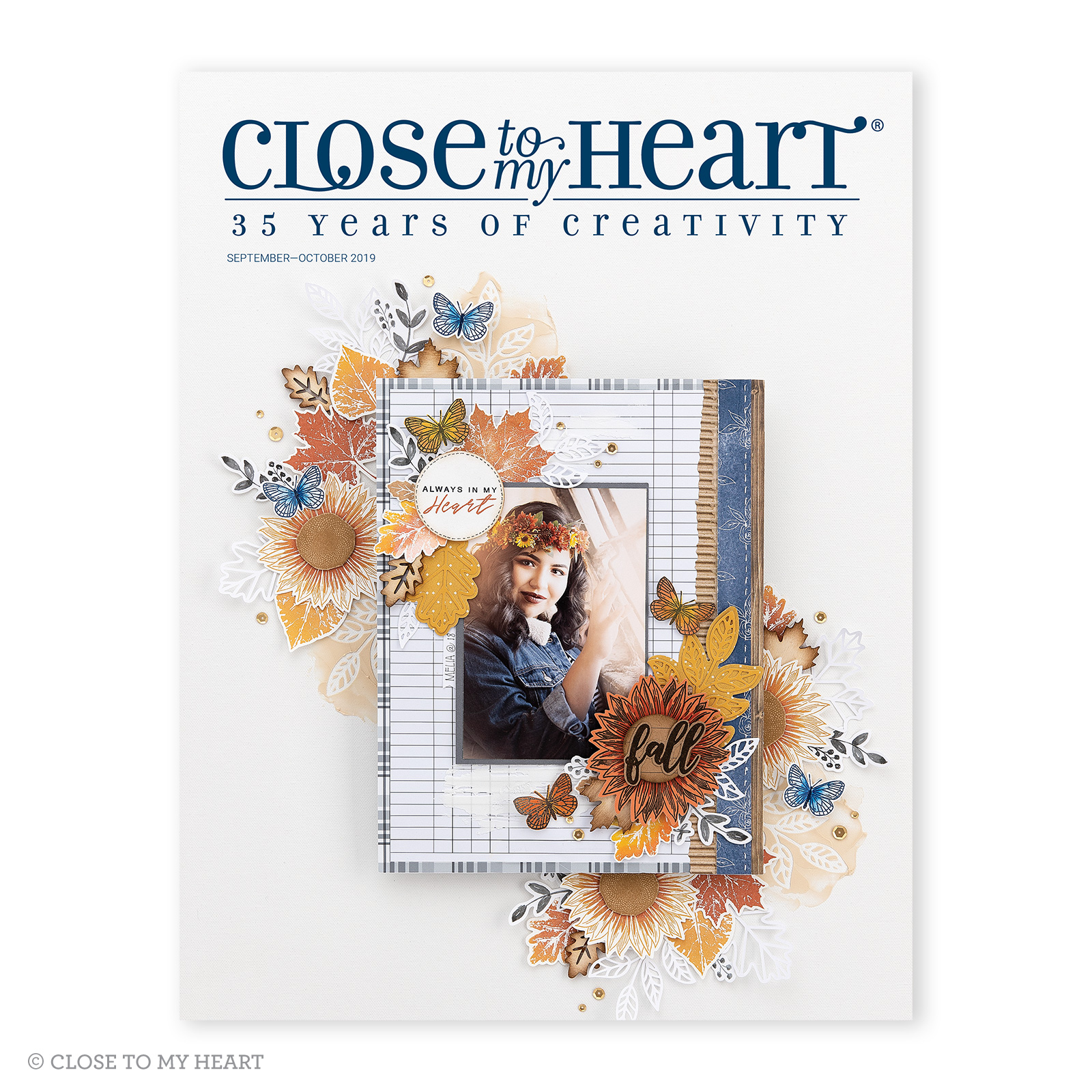 Close To My Heart Catalog September–October 2019