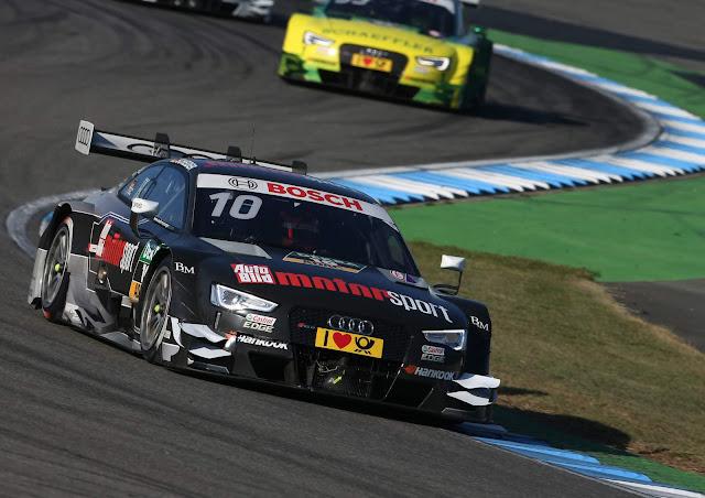 AUTO BILD MOTORSPORT Audi RS 5 DTM #10 (Audi Sport Team Phoenix), Timo Scheider