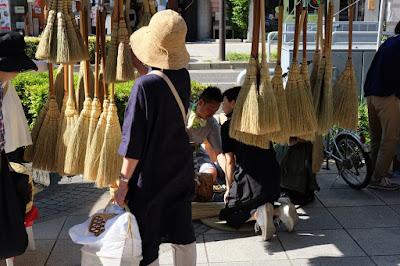 工芸の五月の関連イベント 米澤ほうき工房さんの松本箒
