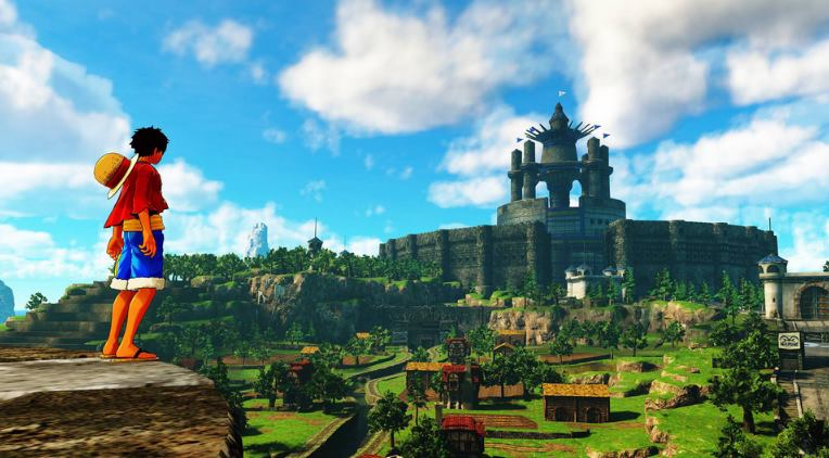One Piece World Seeker Deluxe Edition PC Full Español