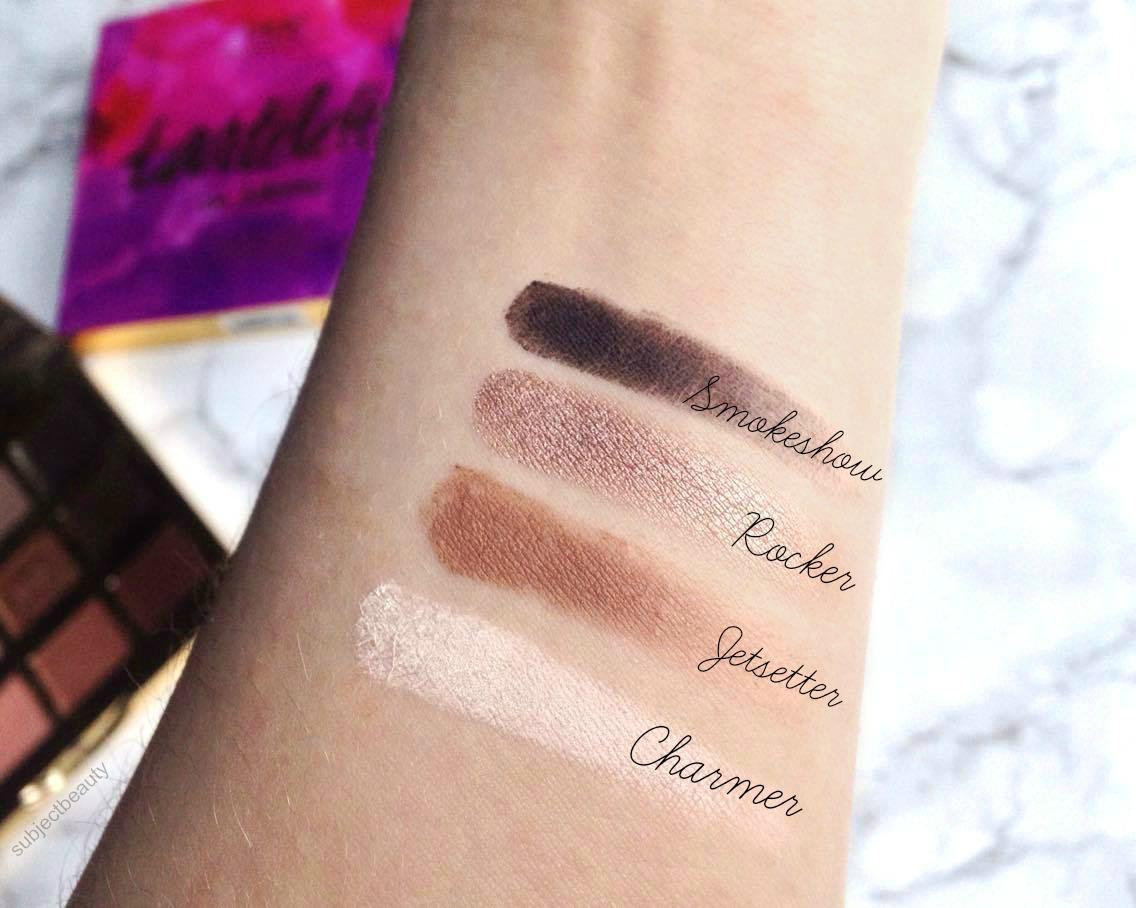 Tartelette In Bloom Clay Eyeshadow Palette by Tarte #19