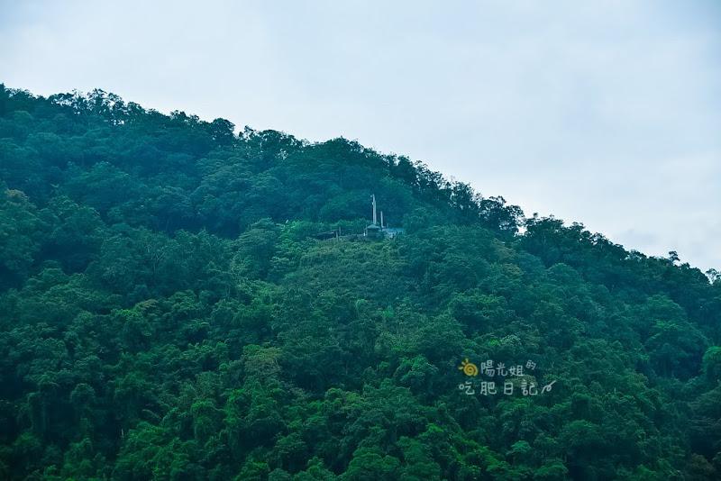 石碇千島湖拍照景點,翡翠水庫鱷魚島,千島湖拍照喝咖啡