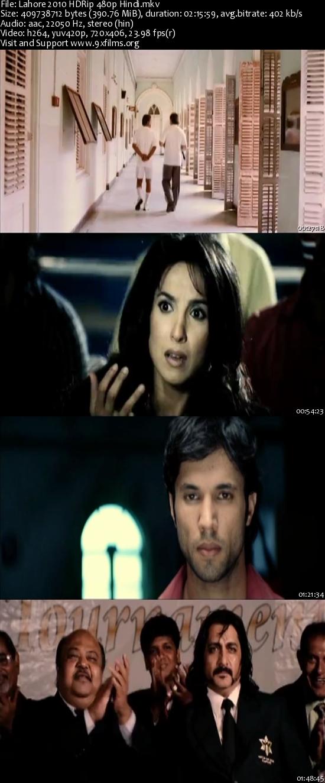 Lahore 2010 HDRip 480p Hindi
