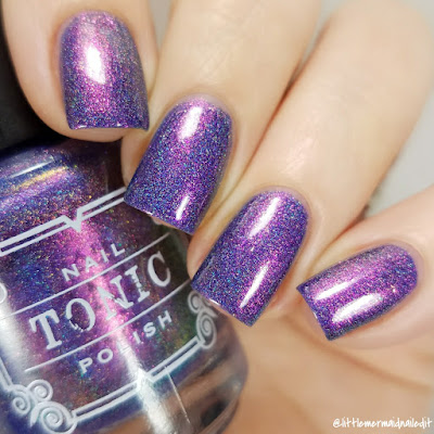 Tonic Polish Innocence Multichrome Madness Exclusives Swatches and Review