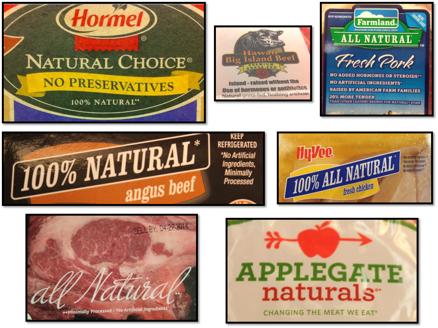 """labeling organic products Unlike """"natural,"""" which has no clear definition, use of the """"organic"""" food label and  seal is strictly regulated by the national organic program,."""