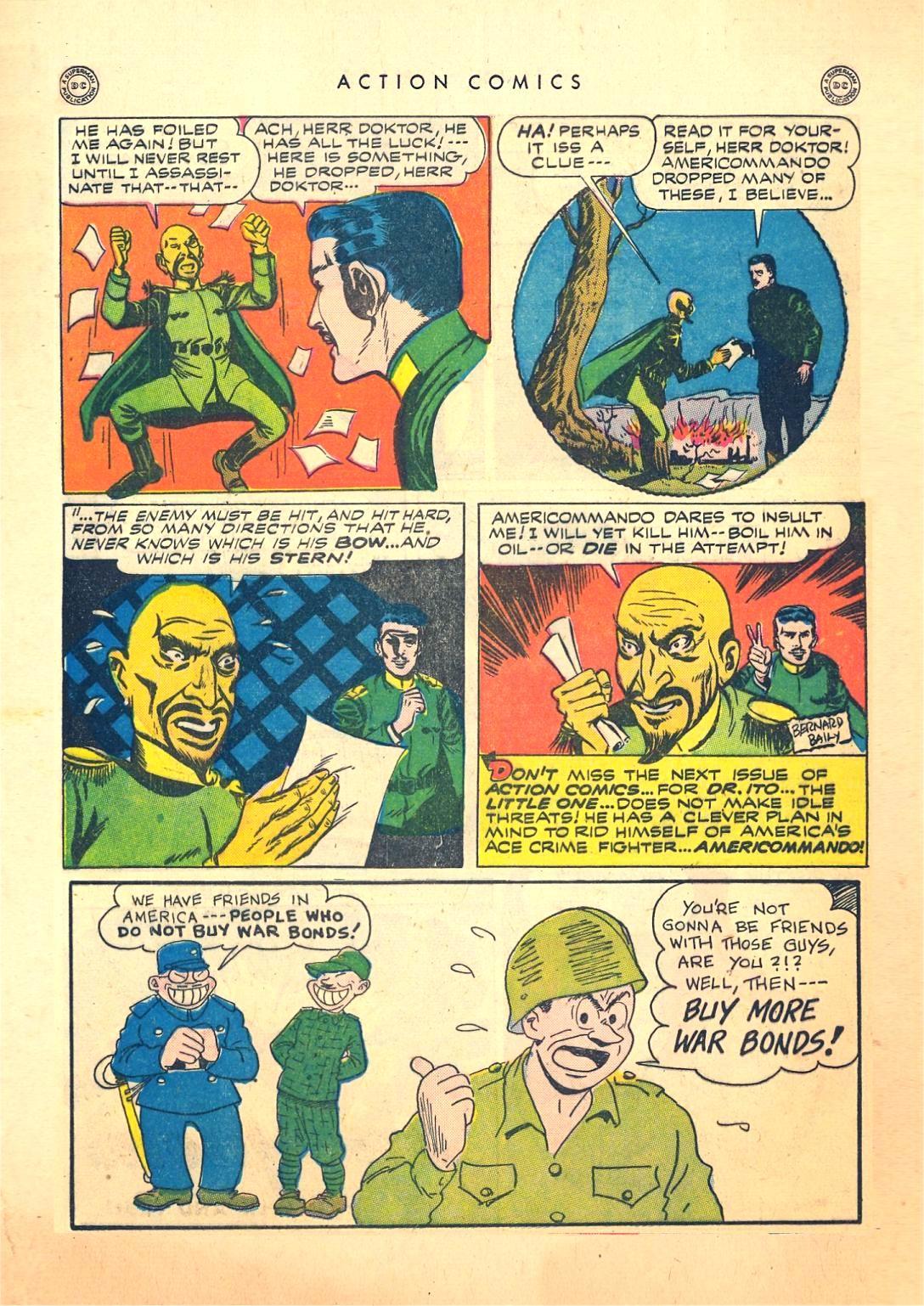 Action Comics (1938) 73 Page 46