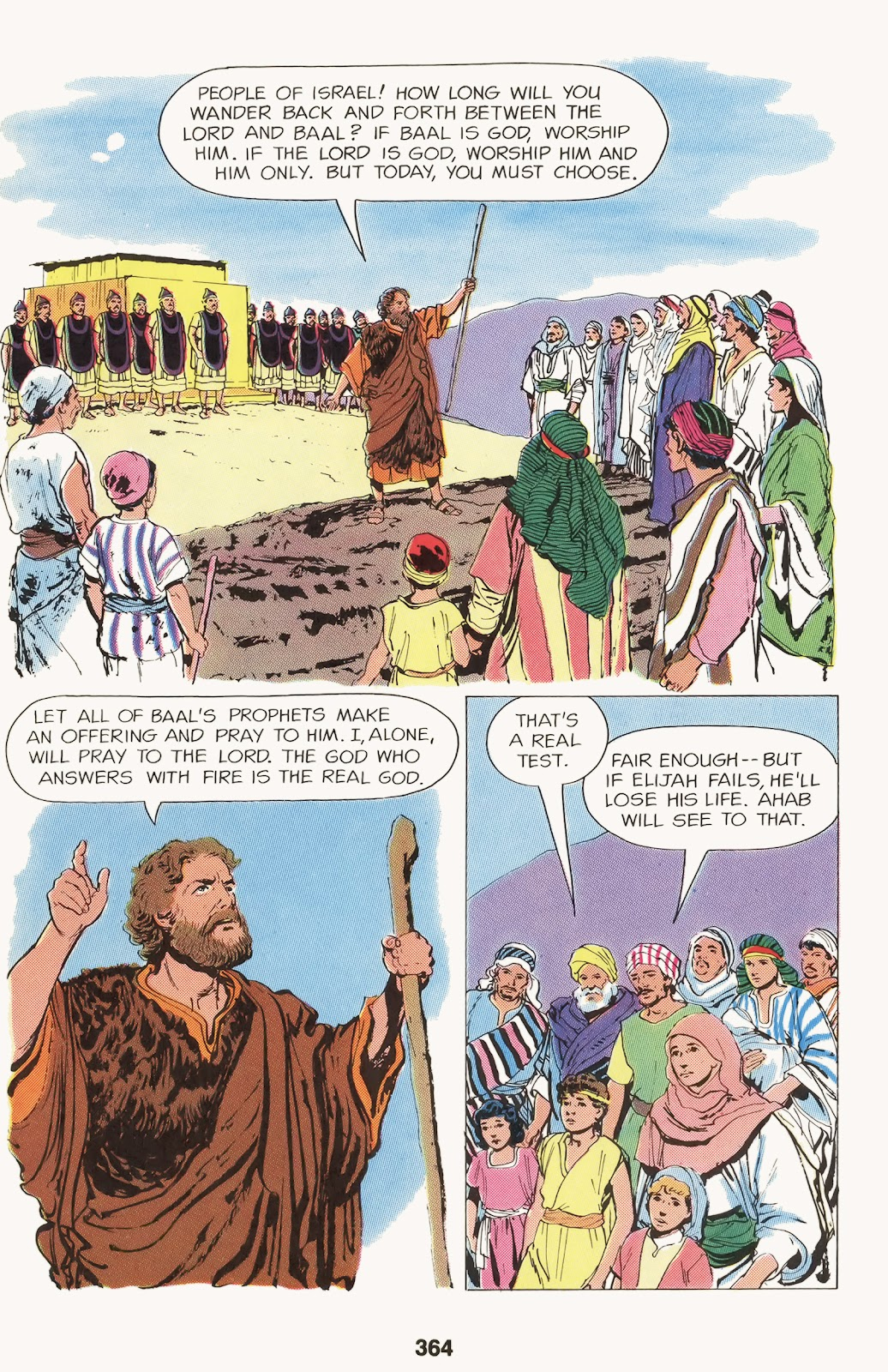 The Picture Bible issue TPB (Part 4) - Page 67