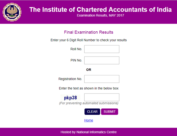 CA Final Results Nov 2018 Expected Date, Marks | ICAI.NIC.IN