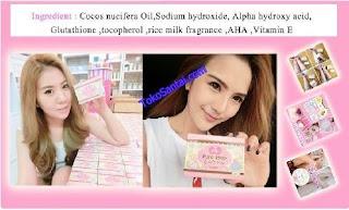Kandungan Pure Soap Jellys Asli Original
