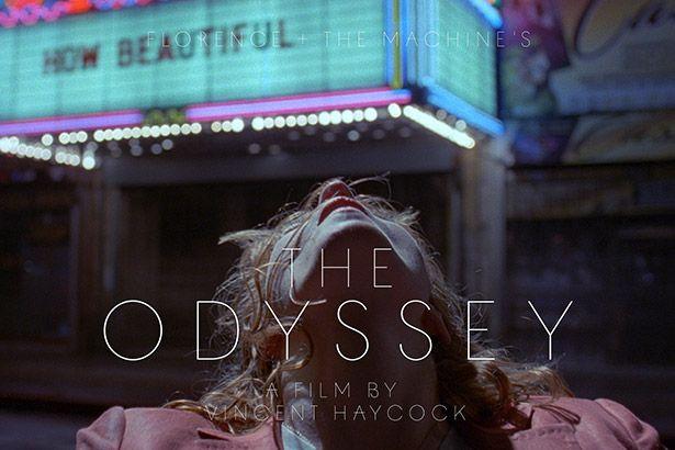 The Odyssey será exibido em São Paulo