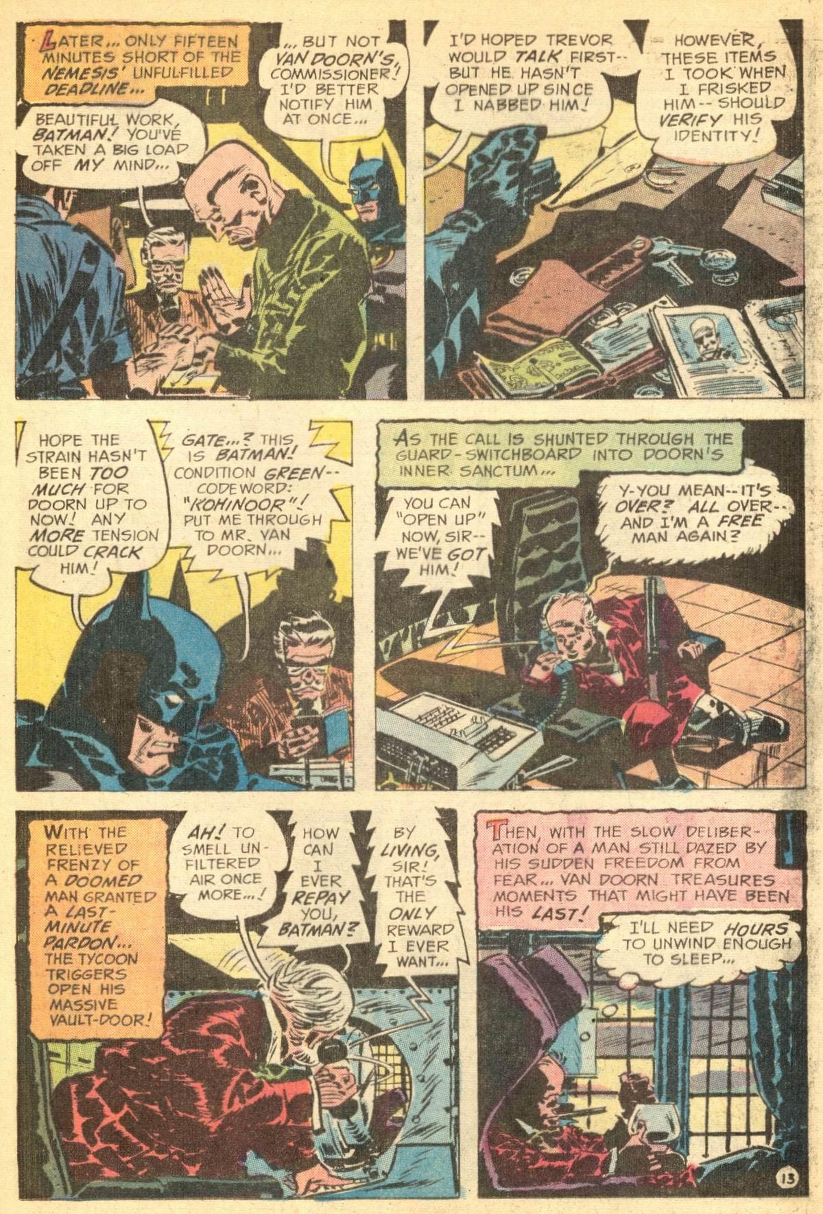 Detective Comics (1937) 420 Page 16