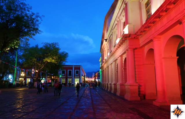San Cristóbal de Las Casas, Plaza 31 de Marzo