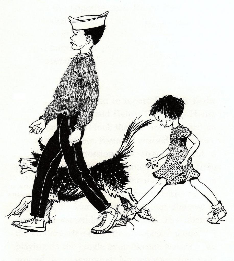 Ramona the Pest - Annoying Henry Huggins   Vintage ...
