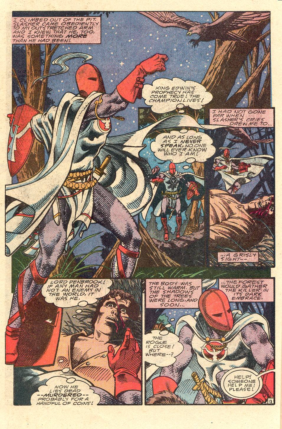Read online Secret Origins (1986) comic -  Issue #49 - 34