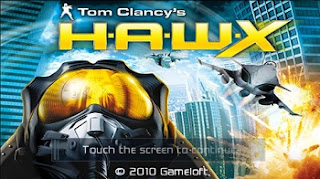 H.A.W.X HD Game For HVGA,QVGA & All Low End Android Devices { APK + DATA }