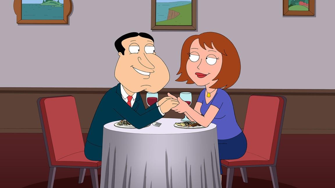 Family Guy - Season 12 Episode 03: Quagmire's Quagmire