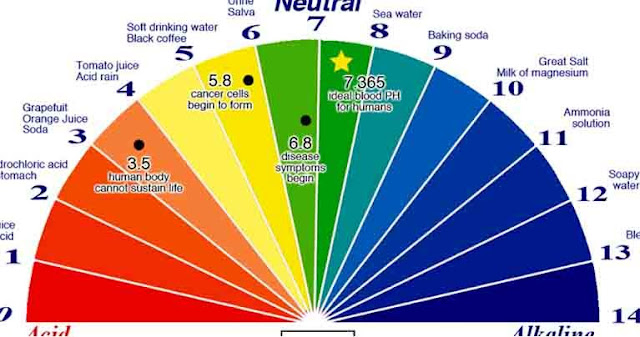 Every Cancer Patient Has A pH That Is Too Acidic; Here Is How To Check Your pH.