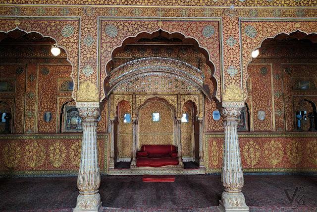 Anup Mahal, Junagarh Palace
