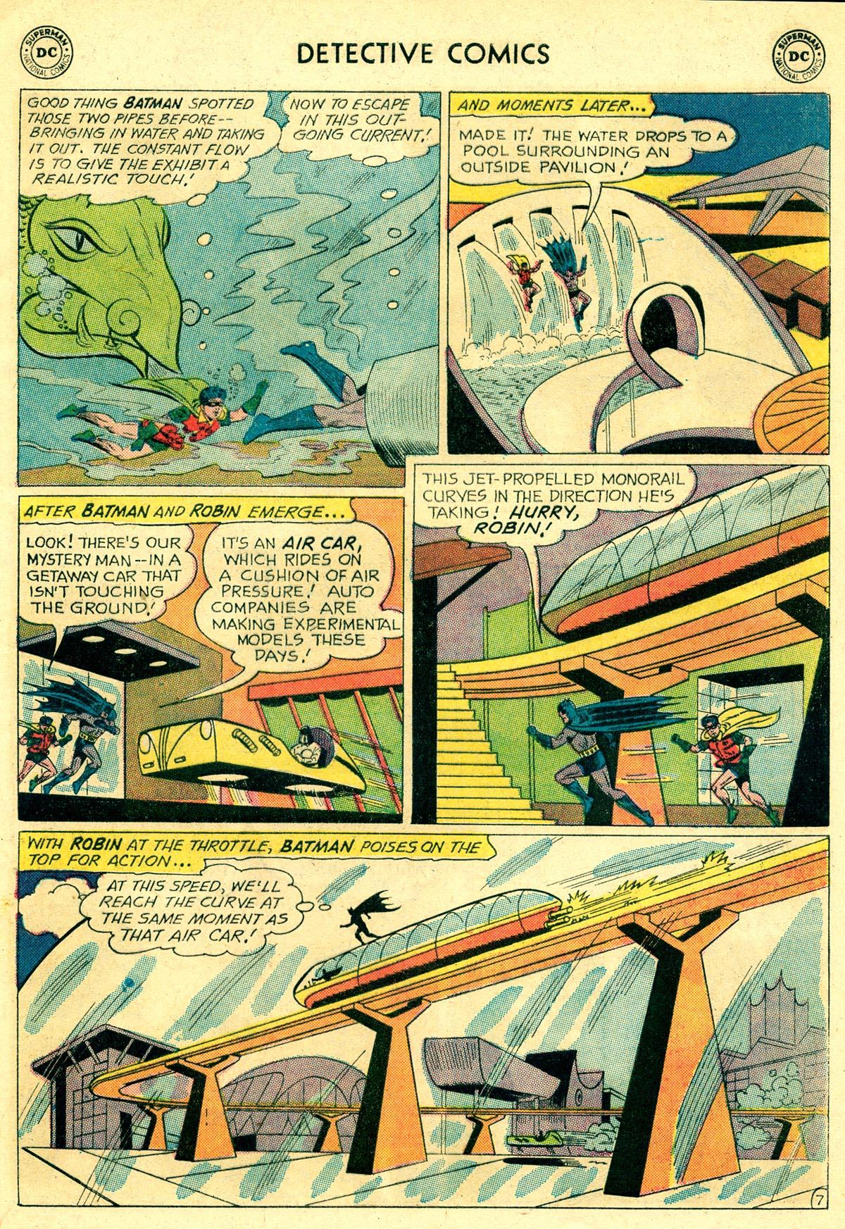 Detective Comics (1937) 303 Page 8