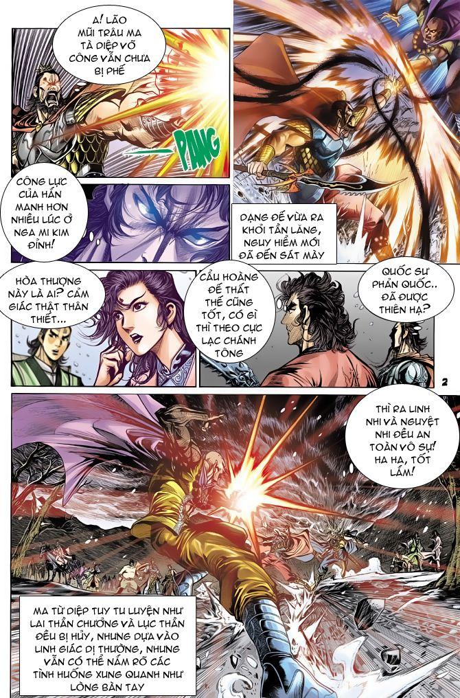Đại Đường Uy Long chapter 56 trang 2