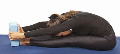 Gerakan Yoga Membakar Lemak Perut