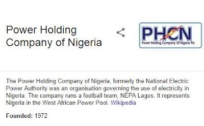 Power Holding Company of Nigeria Recruitment 2018/2019 | PHCN Registration Form