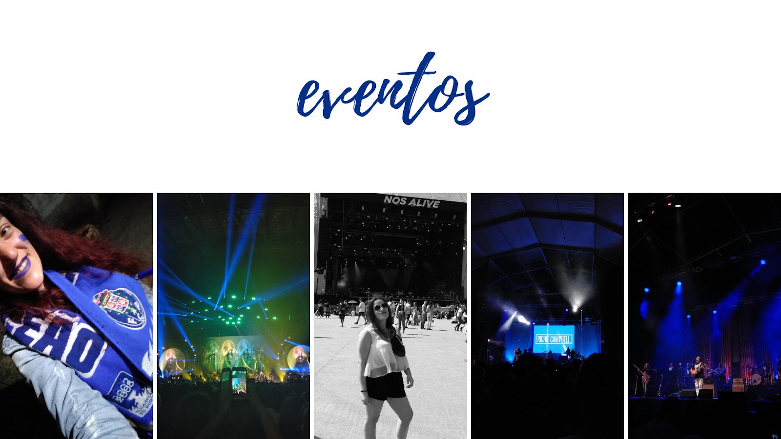 favoritos 2018 - eventos