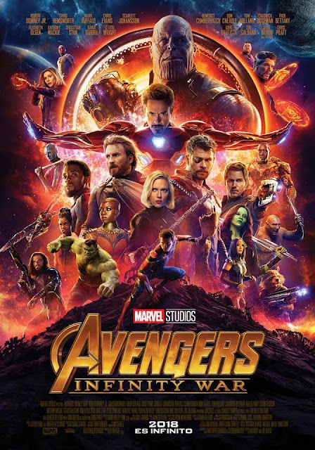 Los Vengadores Infinity War