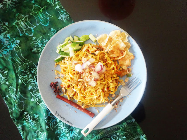 homefoodstory.blogspot.com || Mie Aceh Goreng Kambing