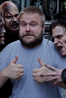 Robert Kirkman. Director of Outcast - Season 2