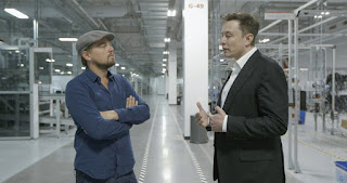 before the flood-leonardo dicaprio-elon musk