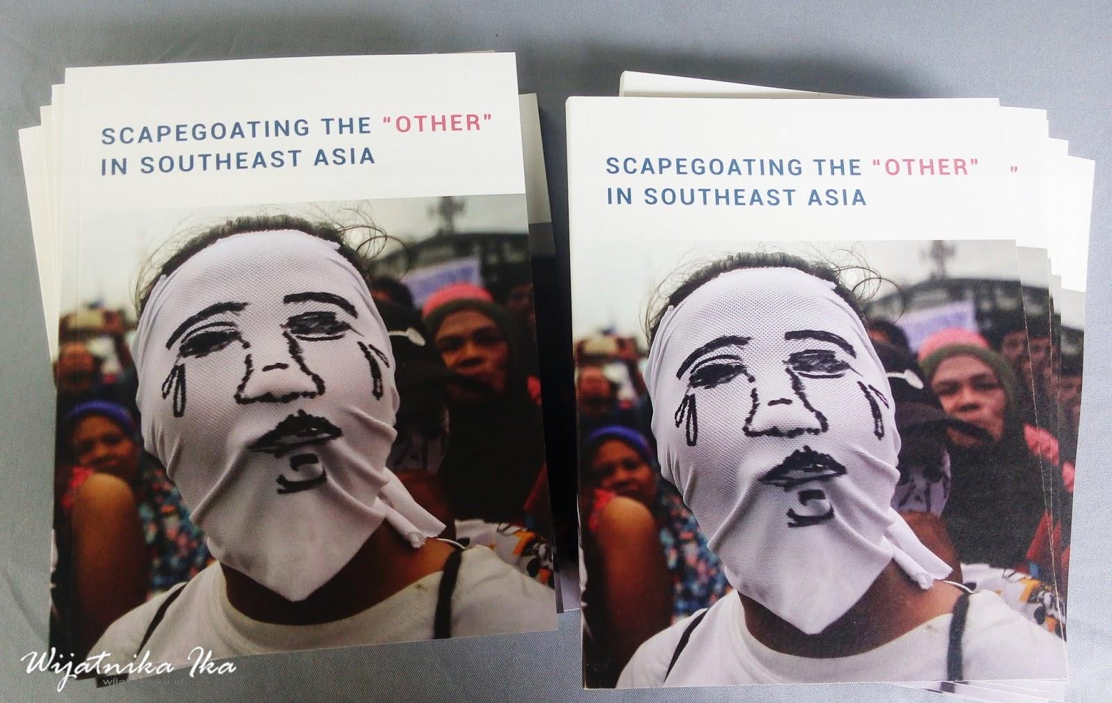 """Segenggam Cerita dari Pameran Foto Kemanusiaan Bertajuk: Scapegoating the """"Other"""" in Southeast Asia"""