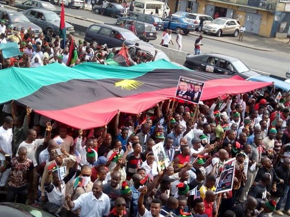 IPOB Planning To Disgrace  President Buhari's In 2019