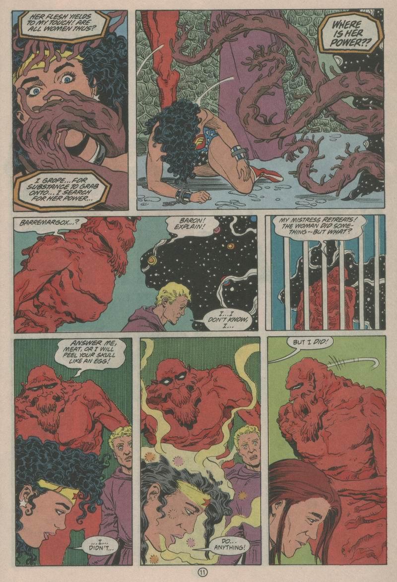 Read online Wonder Woman (1987) comic -  Issue #63 - 12