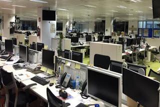 Los periodistas de El Mundo inician la primera huelga de 24 horas contra el ERE
