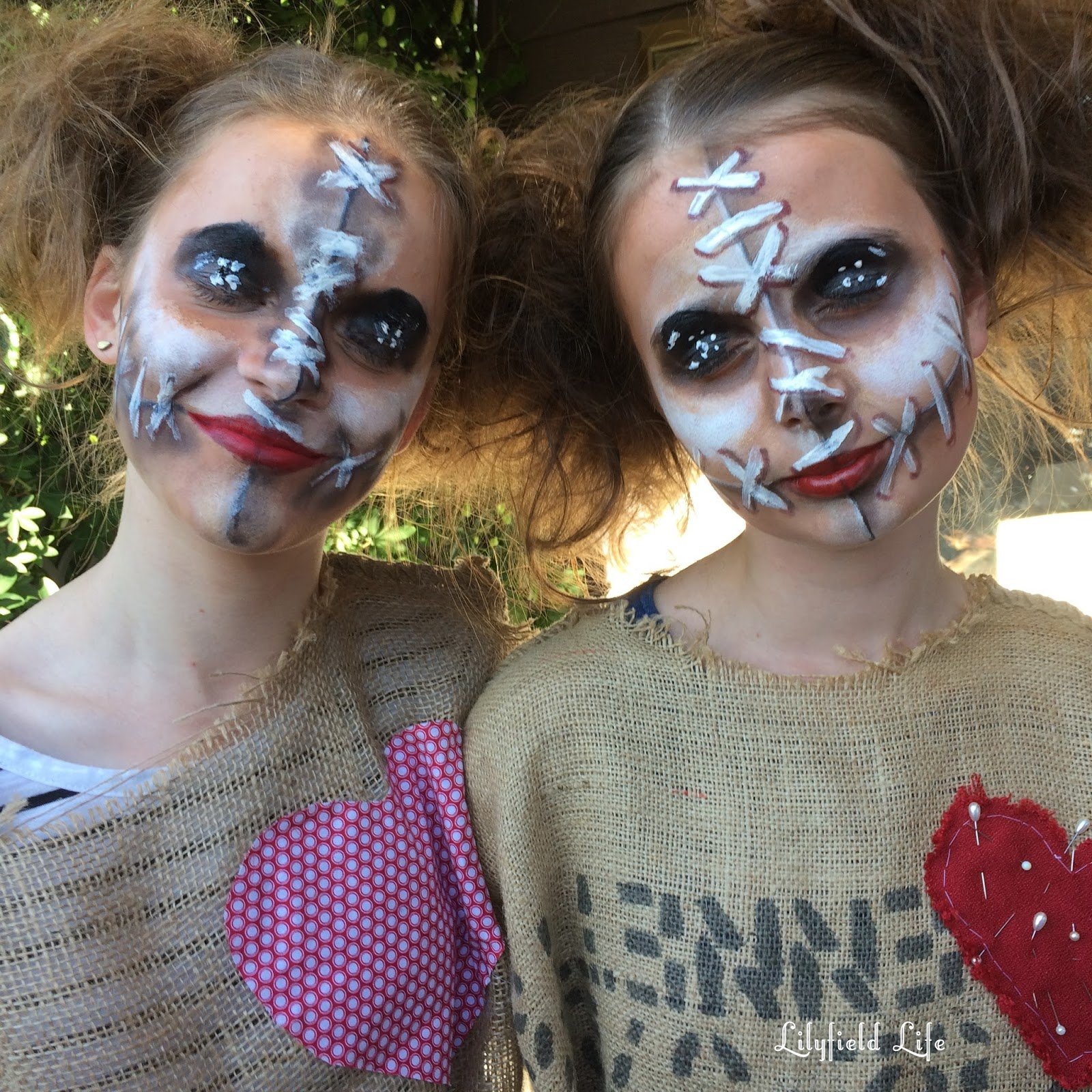 lilyfield life: latest pieces and my girl on halloween