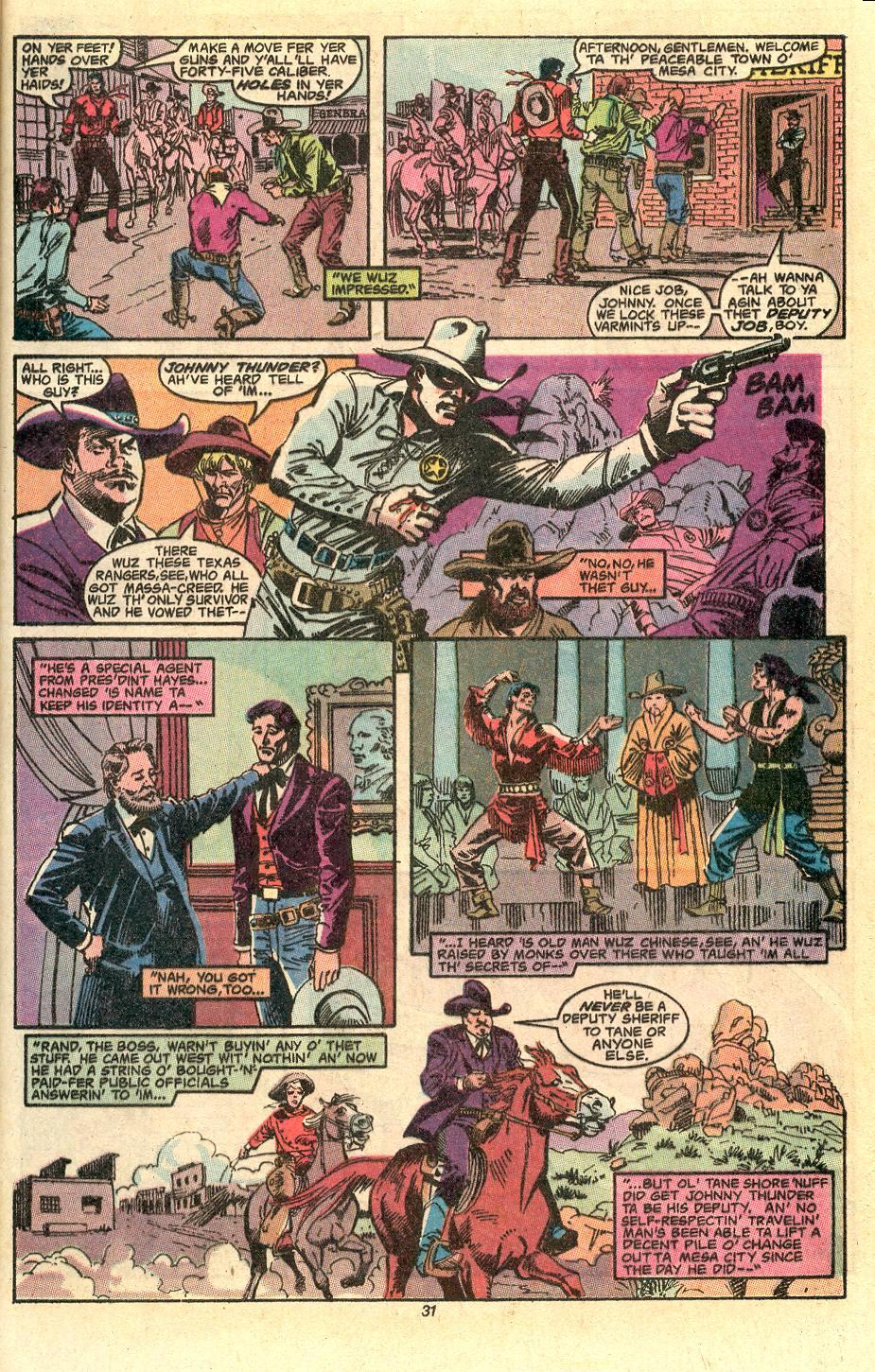 Read online Secret Origins (1986) comic -  Issue #50 - 33