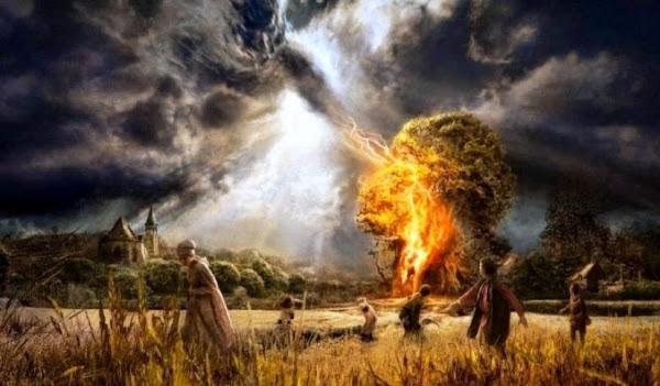 Τα Σόδομα και τα Γόμορα: Οι πόλεις που καταστράφηκαν από το χέρι του Θεού Γιαχβέ. (Βίντεο)