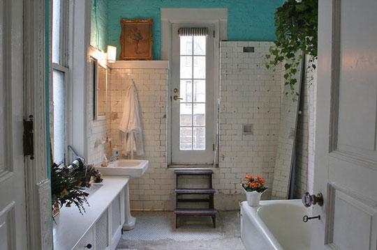 Creating A Bohemian Bath